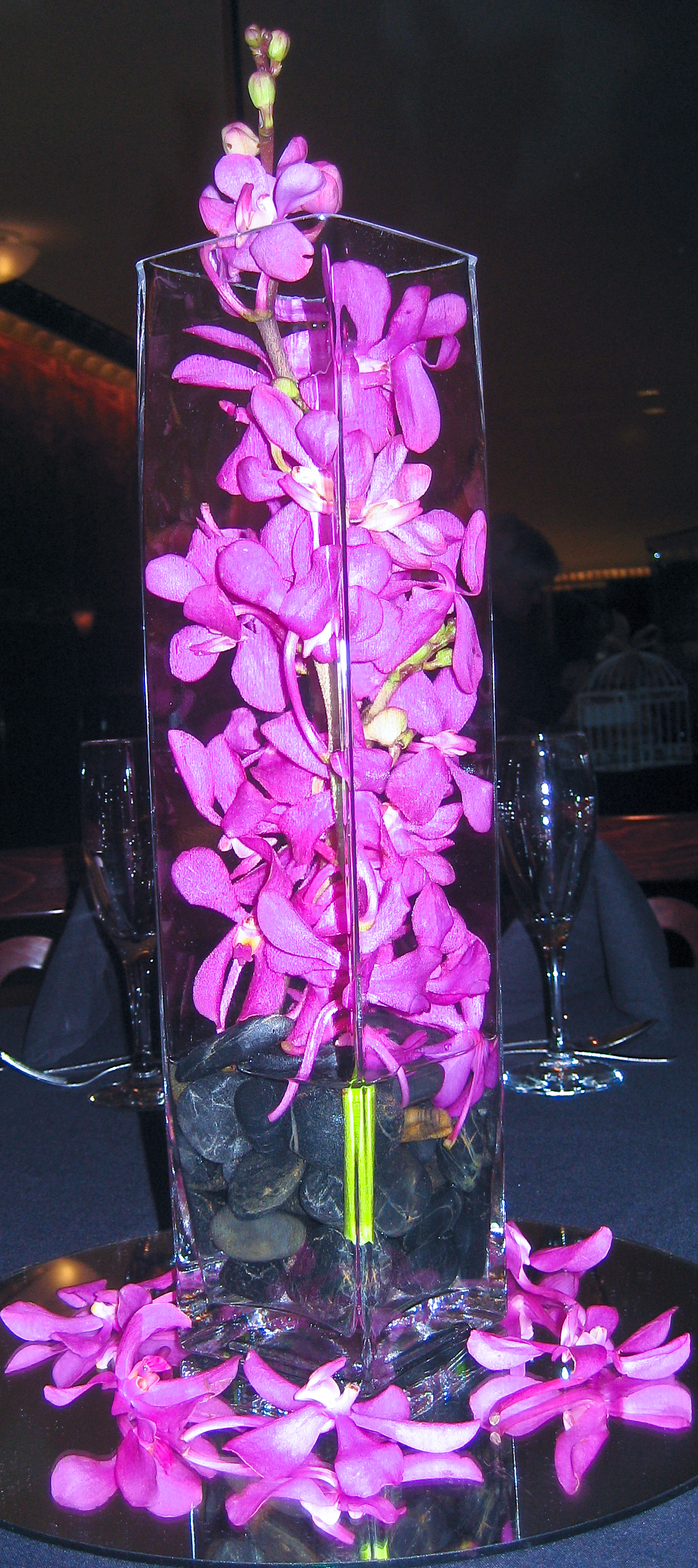 Tall Centerpiece Containers : Tall vase centre pieces vases sale